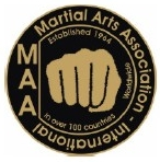 Logo der Martial Arts Association - International